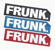 3 x frunk. by frunk