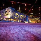 Federation Square by Alistair Wilson
