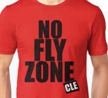 Cleveland Gladiators  - No FLY ZONE - CLE Unisex T-Shirt