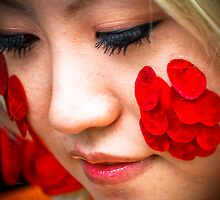 RED TEARS by Gilad