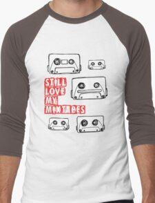 Still Love my Mixtapes Men's Baseball ¾ T-Shirt
