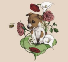 Puppy Bouquet by micklyn