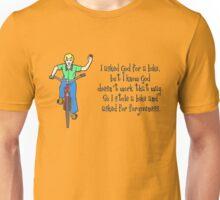 I stole a bike Unisex T-Shirt