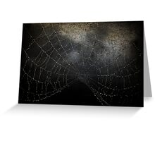 Veil of Darkness Greeting Card