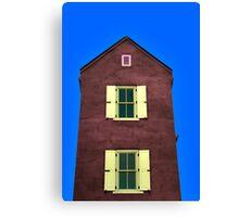 Adobe Series Canvas Print