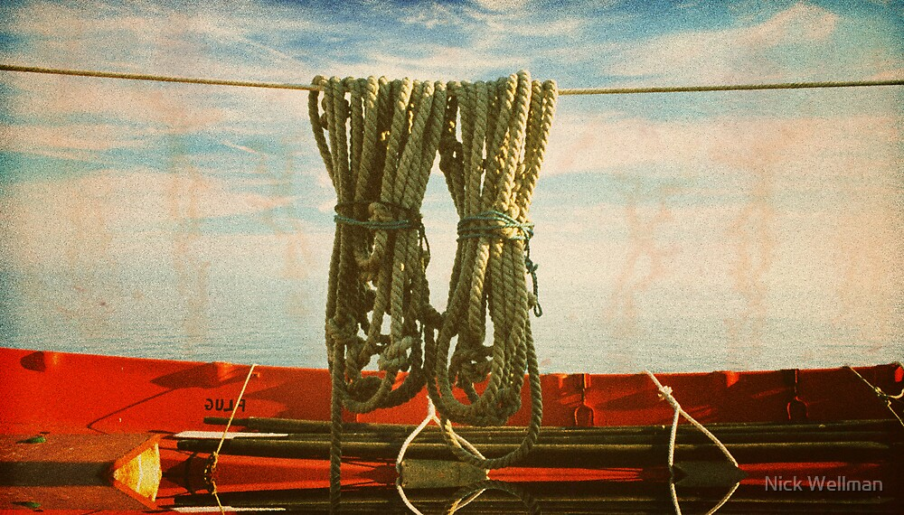 Rope by wellman