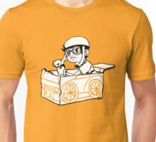 ...back when i was a professional racecar driver. Unisex T-Shirt