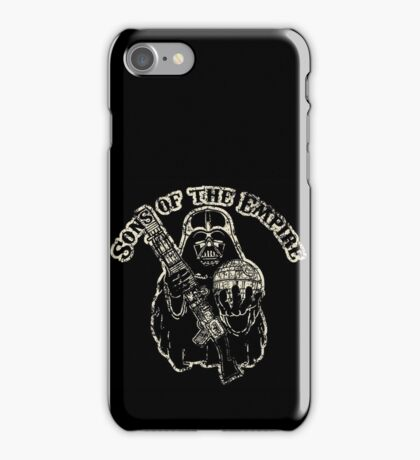 Sons of Empire Badge iPhone Case/Skin
