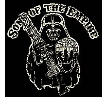 Sons of Empire Badge Photographic Print