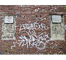 Weehawken Street Photographic Print
