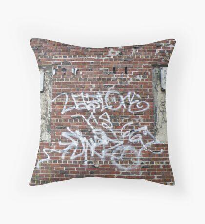 Weehawken Street Throw Pillow
