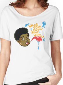 What Choo Talkin' 'Bout Willis! Women's Relaxed Fit T-Shirt