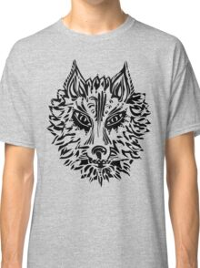 Wolf, Symbol Of Loyalty And Strength Classic T-Shirt