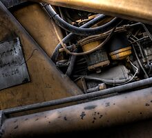 Digger Detail by gabelfisch