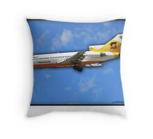 Rendition - Composit Layers Son Air 2nd Throw Pillow