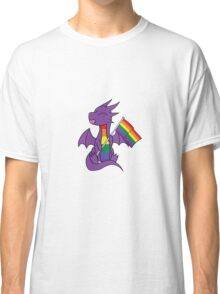Baby Pride Dragons - Gay Classic T-Shirt