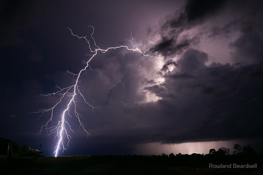 Batchelor Lightning by Rowland Beardsell