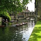 Bridge of Sighs by Mike Paget