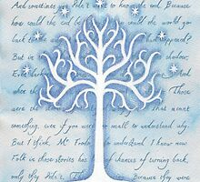 Tree of Gondor by Jade Jones