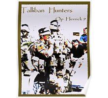 Taliban Hunters Poster