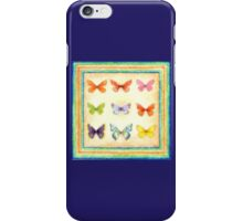 Butterfly textured iPhone Case/Skin