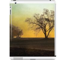 Daybreak on the Farm iPad Case/Skin