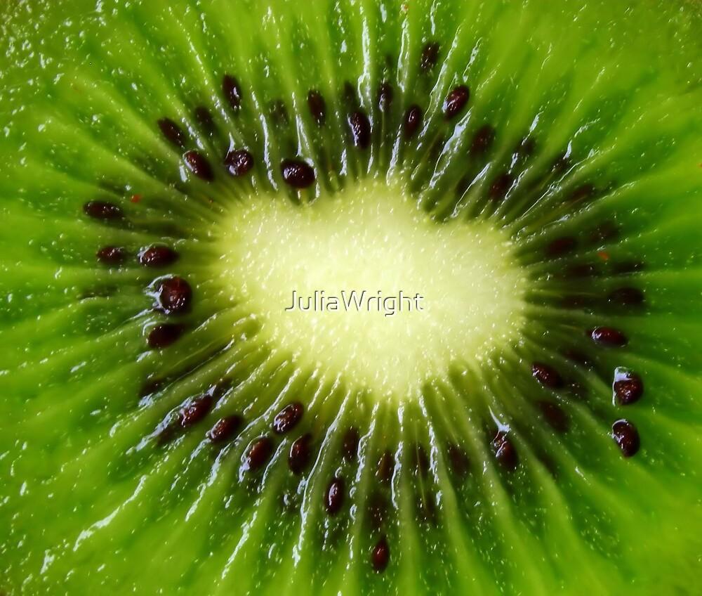 Kiwi Fruit by JuliaWright