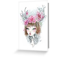 EVA Greeting Card
