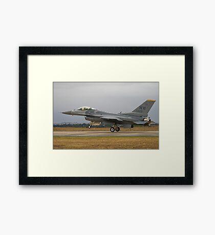 Still Flight Framed Print