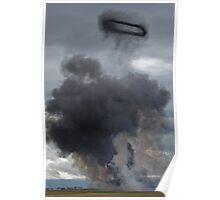 Smoke Ring Poster