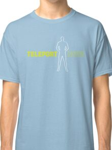 Blake's 7: Teleport Now! Classic T-Shirt