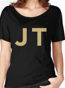 Justin Timberlake JT Women's Relaxed Fit T-Shirt