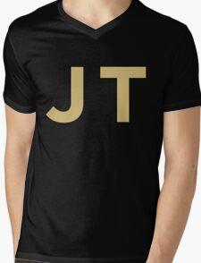 Justin Timberlake JT Mens V-Neck T-Shirt