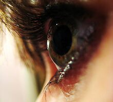 My Eye by Alexandria Stolze