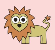 Lion Kids Tee