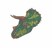 Triceratops by CHIPROBERTO