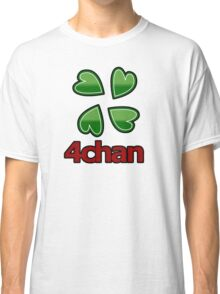 4chan logo for anon's Classic T-Shirt
