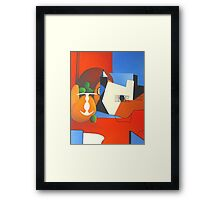 Passion For Life 2 Framed Print