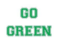 Go Green by isobelporteous