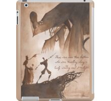 The Tale of Three Brothers iPad Case/Skin