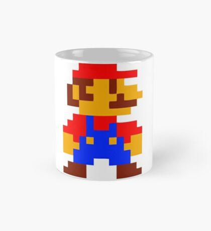 Super Mario Bros Pixel Mug