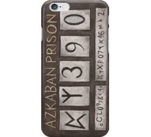 Azkaban Prison iPhone Case/Skin