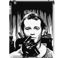 I think he can hear you Ray iPad Case/Skin