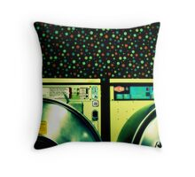 Top Loaders Throw Pillow