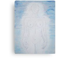 Goddess Bride Canvas Print