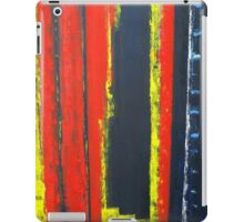 ABSTRACT UNTITLED II iPad Case/Skin