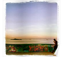 Port Moresby Sunset Poster