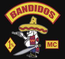 Bandidos Motorcycle Club by G4Maitun