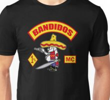 Bandidos Motorcycle Club Unisex T-Shirt