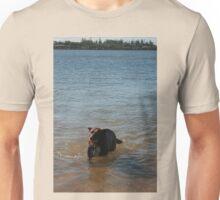 3 Nick's Rescue Dog Rosie a Kelpie-Border Collie Unisex T-Shirt